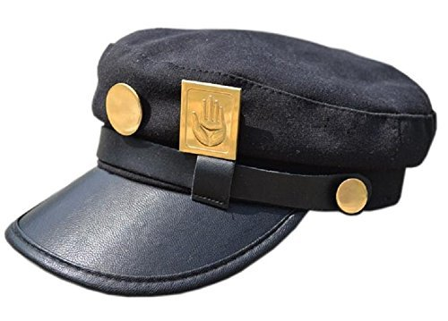 [Real type] and (will Taro Kujojo) Bizarre Adventure Jotaro Kujo of Jojo wind hat