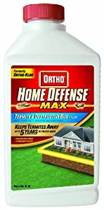Ortho Home Defense MAX Termite and Destructive Bug Killer Concentrate, 32-Ounce (Not Sold in MA, NY, RI)