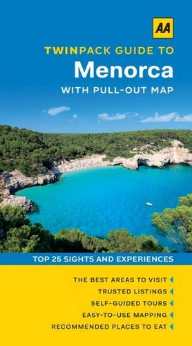 AA Twinpack Guide to Menorca (Aa Twinpack Guides)