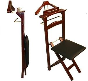 Amazon Com Valet Chair Gentlemans Clothes Butler Home And Garden
