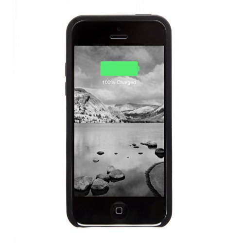 Lifecharge Zeal Mfi Certified Extended Battery Case For Apple Iphone 5C - Retail Packaging - White