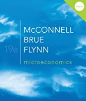 Microeconomics, 19th Edition Front Cover