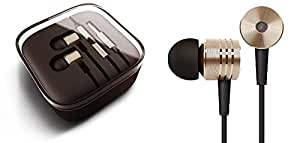 D'clair Premium Piston Mi Earphone Headset Earbud Mic for iBall Fab 18r