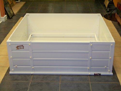 Deluxe pvc Warwick Whelping Box 48