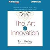 The Art of Innovation | [Thomas Kelley, Jonathan Littman]