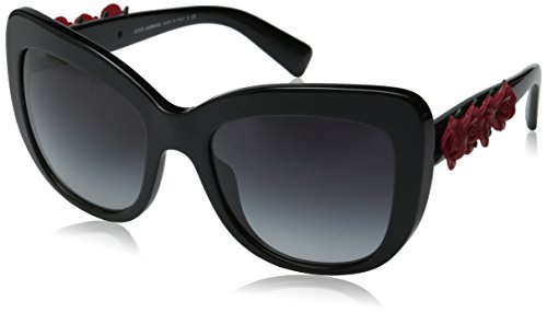 DG-Dolce-Gabbana-Womens-0DG4252-Polarized-Round-Sunglasses-Black-Polar