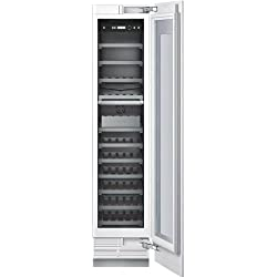 Thermador 18 In. Panel Ready Wine Column - T18IW800SP