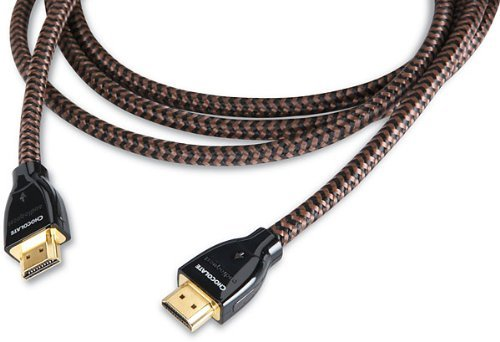 AudioQuest Chocolate Braided 3m (9.84 ft.) HDMI Cable
