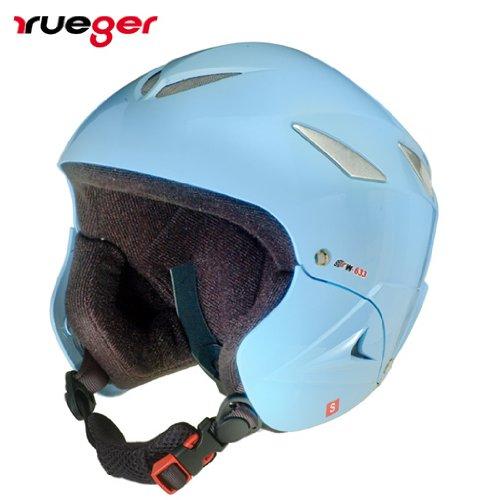 rueger Kinder Skihelm, Snowboardhelm RW-633 Light Blue, speziell fr Kinder mit neuester CE-Prfung EN1078 fr ihre Sicherheit
