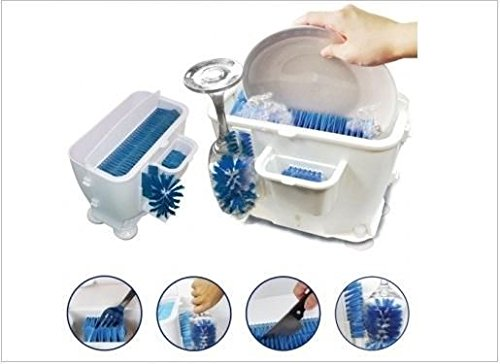 Manual Dishwasher, Portable Dishwasher for camping and outdoor (Manual Dishwasher compare prices)