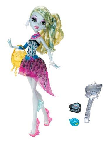 Monster High Dot Dead Gorgeous Lagoona Blue Doll