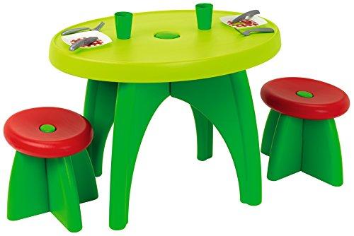 Ecoiffier - Tavolino e due sedie da picnic