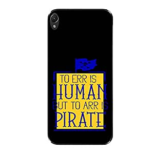 Vibhar printed case back cover for Vivo Y11 ArrPirate