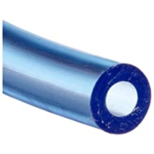Blue Polyurethane Tubing