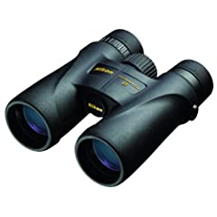 Nikon 7577 MONARCH5 10 x 42 Binocular (Black) by Nikon
