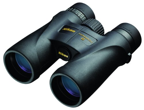 Nikon 7576 MONARCH5 8 x 42 Binocular (Black)