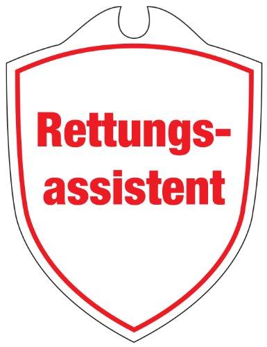 Mybabyonboard panneau pour voiture de sauvetage assistant utile, infirmier service Rettungsassistent