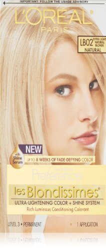 Preference Extra Light Natural Blonde