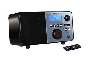 Grace Digital GDI-IR2550P Pandora Wi-Fi Internet Radio