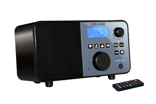 Grace Digital GDI-IR2550P Pandora Wi-Fi Internet Radio