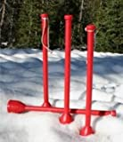 Snofling Snow Ball Throwing Stick, Colors May Vary(Includes 1 Snofling)