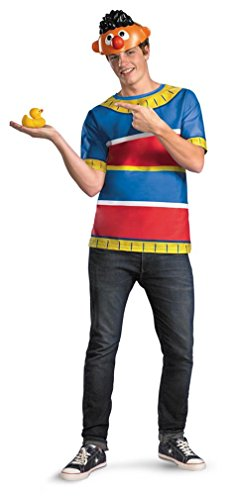Costumes For All Occasions DG24695D Ernie Alternative 42-46