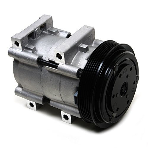 NEW ACC58128 AC A/C Compressor with 6 Grooves Clutch for FORD RANGER / MAZDA B2300 & B2500 2.3L 2.5L 1990-01 (Ac Compressor 2001 Ford Ranger compare prices)