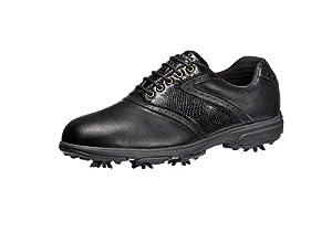 Buy Etonic Lite-Tech IV Golf Shoes White Black Size 11W by Etonic