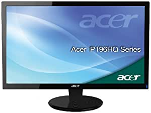 Acer P196HQVB 47 cm (18.5 Zoll) TFT Monitor (VGA, 5ms Reaktionszeit)