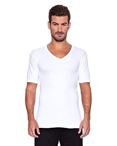 T-shirt Manica Corta [Bianco]