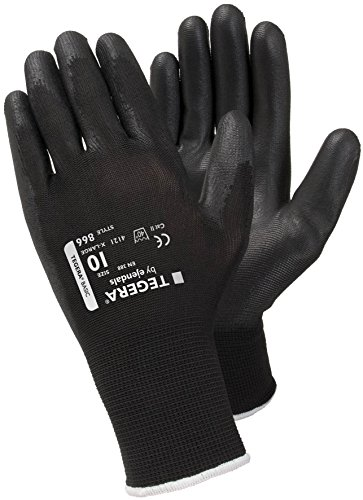 x-24-pairs-tegera-quality-pu-grip-coated-safety-nylon-builders-work-gloves-gardening-diy-oil-grease-