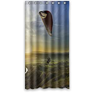 Amazon Custom It sports sunset landscape paragliding
