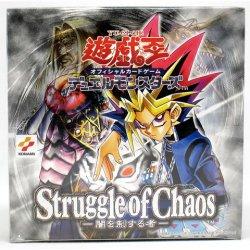 遊戯王 日本語版 Struggle of Chaos - 闇を制する者 - ブースターパック