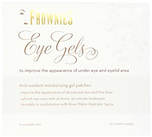 Frownies Eye Gels, 3 Count