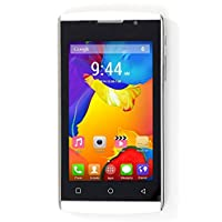 Kimfly White 4 Inch Touch Screen Display Dual Sim Touchscreen Android V4.4.2 Mobile Chinese Phone HD Camera WiFi...