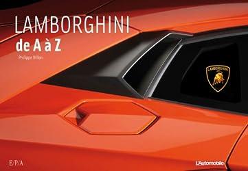Lamborghini de A à Z