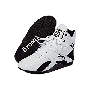 Buy Otomix M4000 Power Trainer Shoe - White Black by Otomix