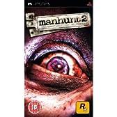 PSP manhunt 2 マンハント 2 (輸入版 UK)