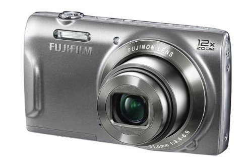 Fujifilm FinePix T550 16MP Digital Camera with 3-Inch LCD (Silver) Review