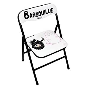 chaise pliante enfant barbouille peinture tropico jeux et jouets. Black Bedroom Furniture Sets. Home Design Ideas