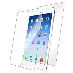 Skinomi® TechSkin - Apple iPad Air Wi-Fi + LTE (5th Generation) Screen Protector Ultra Clear Shield + Full Body Protective Skin + Lifetime Warranty