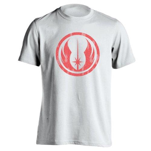 Jedi order vintage star wars logo emblem womens shirt for Order shirts with logo