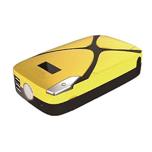 Jokeret X-5 Mini 8000Mah Multi-Function Portable Car Jump Starter 400 Amp Peak - Emergency Auto Jump Starter With Portable Power Charger With Led Light For Apple Iphone 5S 5C 5,Iphone 6 Plus 4.7 5.5 Inch , Ipad Air Mini, Galaxy S5 S4, Tab 2, Note 3 2, Htc