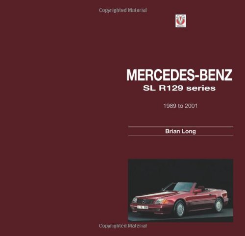 Mercedes-Benz: SL R129 series 1989 to 2001