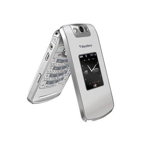 Verizon BlackBerry Pearl Flip 8230 Replica Dummy Phone/Toy Phone, Silver