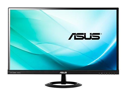 Asus VX279H 68,6 cm (27 Zoll) Monitor (Full HD, VGA, HDMI/MHL, 5ms Reaktionszeit) schwarz