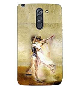 PRINTSWAG LOVE COUPLES Designer Back Cover Case for LG G3 STYLUS