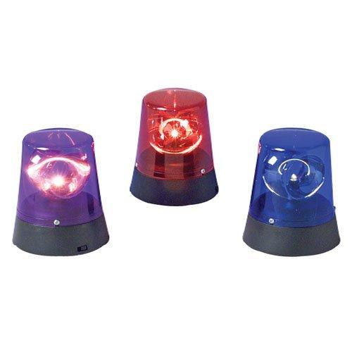 Purple Police Beacon - 1