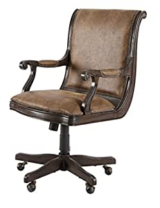 Amazon Upholstered Desk Chair with Arms fice