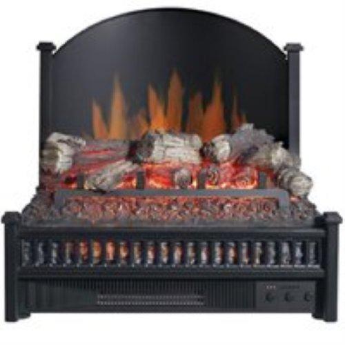 World Marketing of America Electric Fireplace Insert with Heat ELCG347 image B00GFR1FN8.jpg